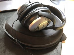 Bose QuietComfort 15 Active Noise Cancelling Headphones for Sale in Phoenix, AZ
