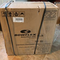 Bowflex 552 Dumbbells (2) for Sale in Spencerport,  NY