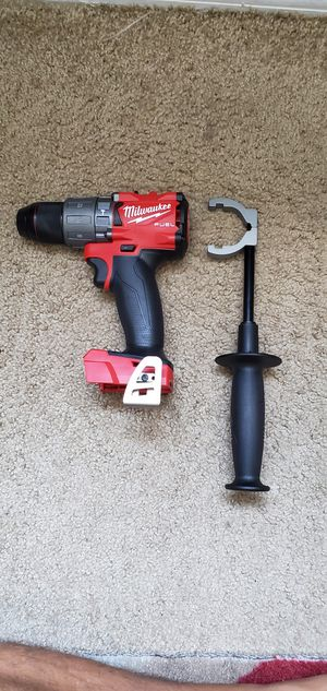 Milwaukee M18 Fuel Hammer Drill (Tool Only) for Sale in Miami, FL