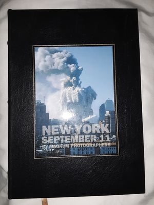 New York Sept11 table book for Sale in St. Louis, MO