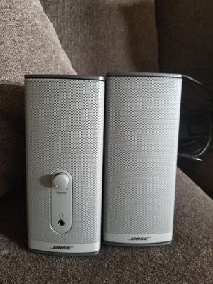 Bose Speakers (WIRED) for Sale in Stone Mountain, GA