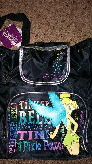 Disney Mini Tinkerbell Backpack for Sale in Fort Worth, TX
