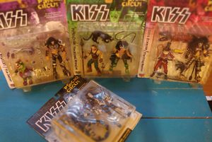 "Set of 4 Todd McFarlane ""Kiss - Psycho Circus"" Figures for Sale in Austin, TX"