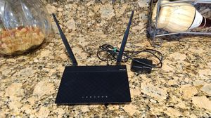 ASUS RT-N12 Version D1 Wireless N Router for Sale in Chula Vista, CA
