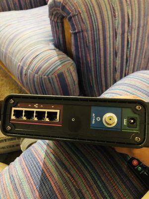 Motorola modem/router for Sale in Glendale, AZ