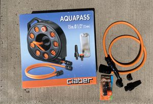 Aquapass water hose with cassette roller for Sale in Portland, OR