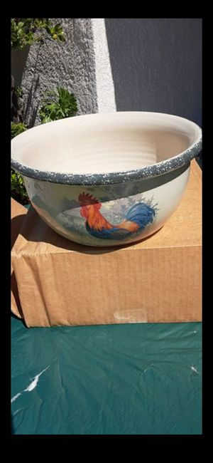 New Ceramic Mixing Bowl for Sale in Grover Beach, CA