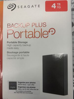 Backup plus portable for Sale in Berkeley, MO