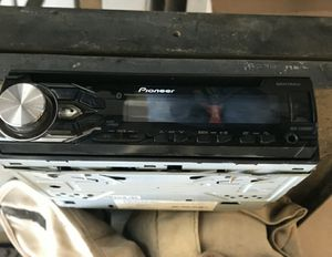 Kenwood deck .. and Panasonic..both work great. for Sale in Fresno, CA