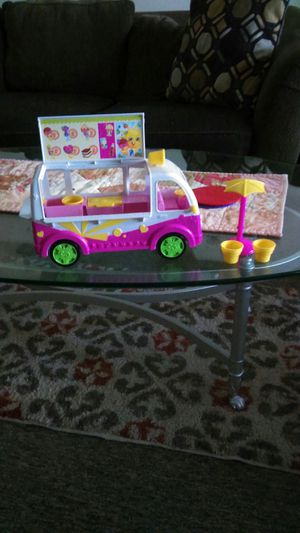 Shopkins Ice Cream Truck for Sale in Bountiful, UT
