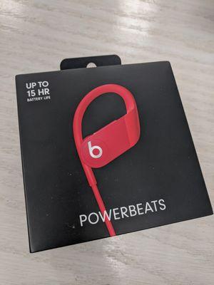 PowerBeats High Performance Wireless Headphones for Sale in Kent, WA