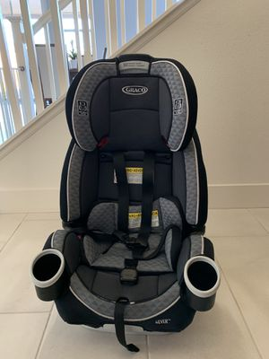 Graco 4 ever car seat for Sale in Tracy, CA