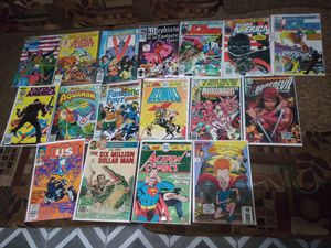 Older comics with the exception of one or two for Sale in Seattle, WA