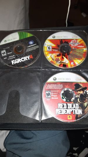 Xbox 360 games 15 a pop for Sale in Henderson, NV