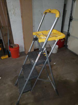 Cosco 3 step al type 1 ladder for Sale in West Jordan, UT
