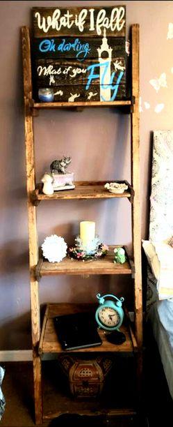 Ladder shelf for Sale in Oak Lawn,  IL