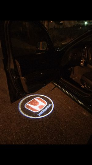 Honda car door lights projector shadow puddle for Sale in Long Beach, CA