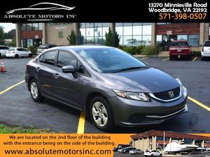 2015 Honda Civic for Sale in Woodbridge, VA