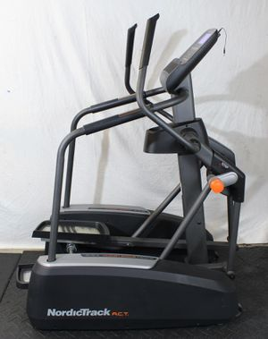 NordicTrack A.C.T. Elliptical Cross-Trainer Exercise Workout Machine Cardio Fitness Treadmill ACT for Sale in San Dimas, CA