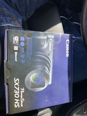 Brand new canon powershot camera SX730Hs for Sale in Anaheim, CA