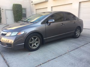 2010 Honda Civic. Lots of new parts for Sale in Clovis, CA