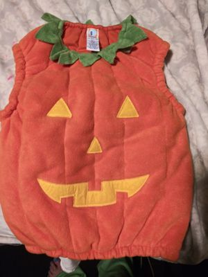 Gymboree Halloween pumpkin costume for Sale in Medina, OH