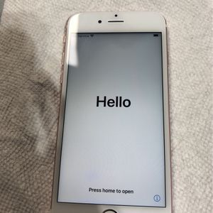 iPhone 6s iCloud Locked and it has a new screen for Sale in Los Angeles, CA