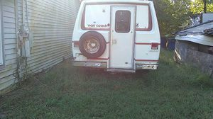 1980 GMC motorhome with no motor has no title lots of good parts or make a good project make a good pull behind trailer camper motorc for Sale in Indianapolis, IN