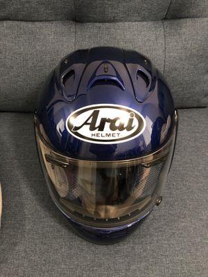 Arai Motorcycle Helmet for Women - Clean, Nice, Barely Used! for Sale in Orange, CA