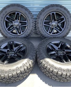 Chevy Silverado Trails Boss Factory Wheels for Sale in Fontana, CA