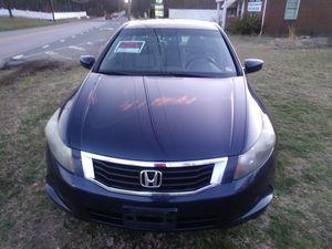 Honda Accord EX-L for Sale in Fredericksburg, VA