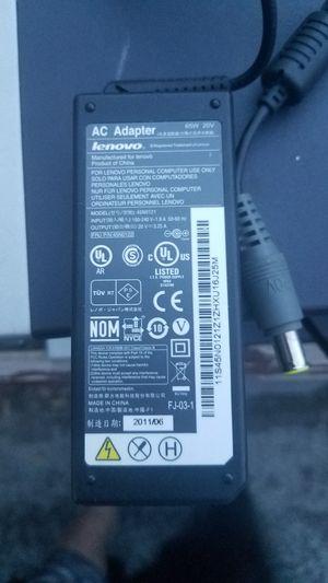 Lenovo Laptop Adapter, Output 20 V for Sale in Denver, CO