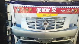 Cadillac escalade complete front bumper 2007-2013 for Sale in South Gate, CA
