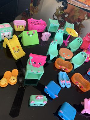Shopkins 48 pieces for Sale in Fontana, CA