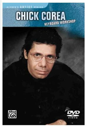 Chick Corea Keyboard Workshop New US DVD for Sale in Fresno, CA