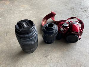 NIKON D3100 for Sale in Tomball, TX