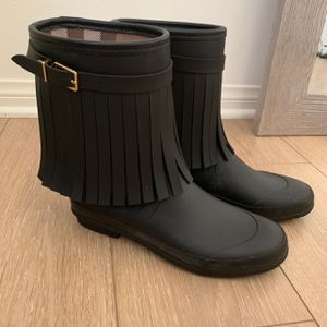 Burberry Rain Boots for Sale in Irvine, CA