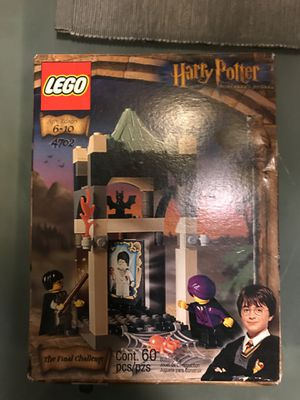 Harry Potter LEGO: The final challenge for Sale in Philadelphia, PA