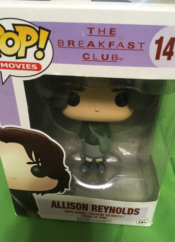 Pop! Figurine Allison Reynolds The Breakfast Club