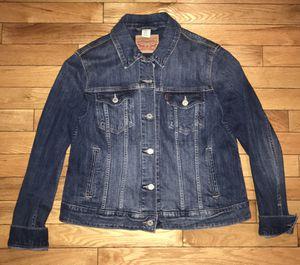 Women's XL Levi's Denim Jean Jacket for Sale in Woburn, MA