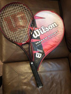 Oversize Wilson tennis racket for Sale in Mesa, AZ