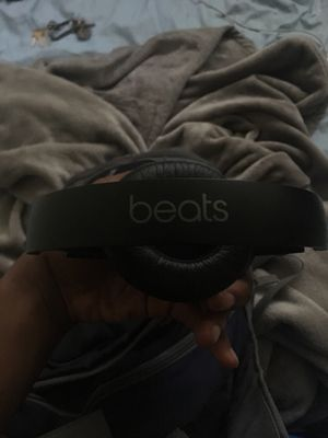 black solo 3 wireless beats for Sale in Columbia, MD