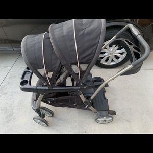 Selling Graco Duo Stroller Black Color for Sale in Corona, CA