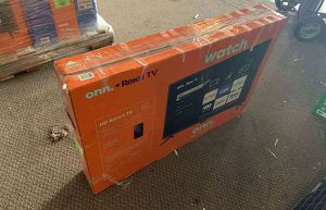 TCL •Roku Tv 3 5K for Sale in Houston, TX