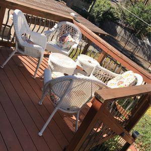 Patio Set for Sale in Dallas, TX