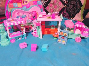 (See all Photos)HUGE SHOPKINS CARNIVAL SET and More for Sale in Dallas, TX