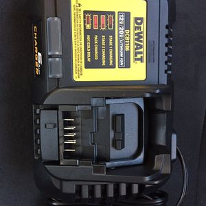 Dewalt 6 Amp Battery Charger for Sale in Sacramento, CA