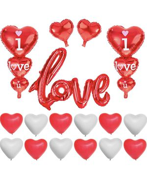 Valentine's Day gift/ party balloons for Sale in Lake Ridge, VA