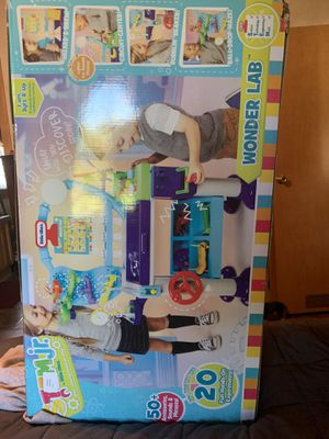 Little tikes WONDER LAB Brand New for Sale in Lynchburg, VA