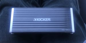kicker Key 180.4 Amplifier OPEN TO TRADE for Sale in Oakland, CA